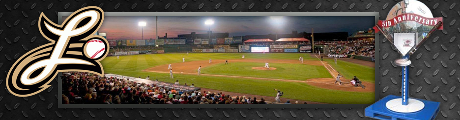Lancaster Barnstormers Clipper Stadium & 5 Year Anniversary Time Capsule