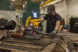 PA metal cutting service