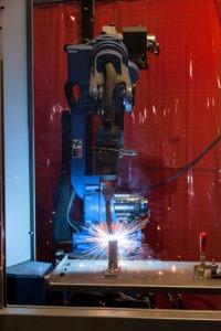 Robotic welding in PA