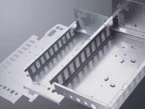 precision laser cutting