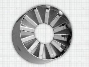PA metal part design service