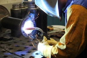 PA certified welding shop