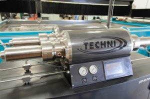 Techni water jet cutting service